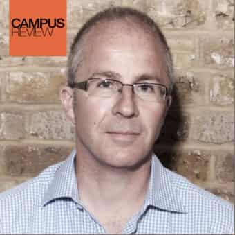 Campus Review interview—James Wells & Martin Delahunty